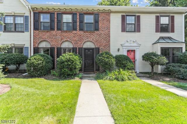 705 Brokaw Ct, Bridgewater Twp., NJ 08807 (MLS #3730343) :: SR Real Estate Group