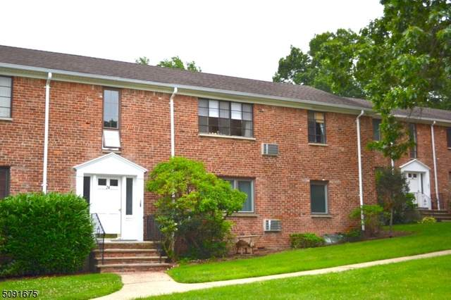 24 D Troy Dr D, Springfield Twp., NJ 07081 (MLS #3730364) :: Zebaida Group at Keller Williams Realty