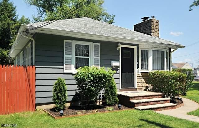 312 North St, Manville Boro, NJ 08835 (MLS #3730403) :: SR Real Estate Group