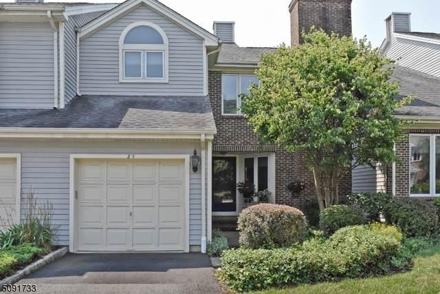 29 Jesse Court, Montville Twp., NJ 07045 (MLS #3730406) :: SR Real Estate Group