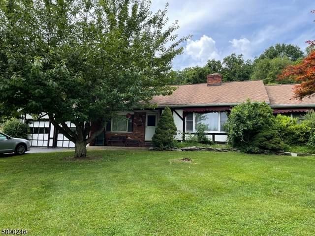 96 Heller Hill Rd, Blairstown Twp., NJ 07825 (MLS #3730409) :: The Dekanski Home Selling Team
