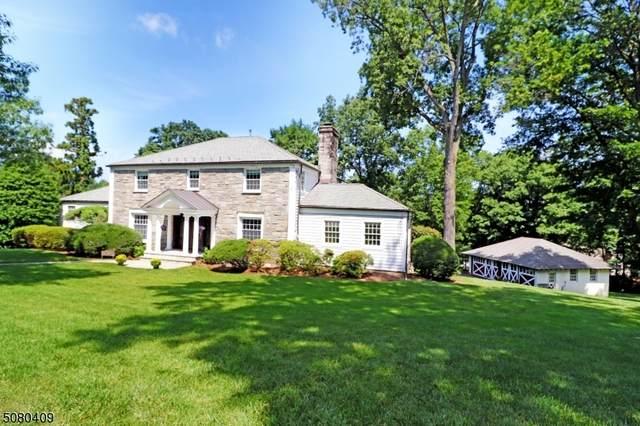 18 Broadview Terrace, Chatham Boro, NJ 07928 (MLS #3730460) :: Zebaida Group at Keller Williams Realty