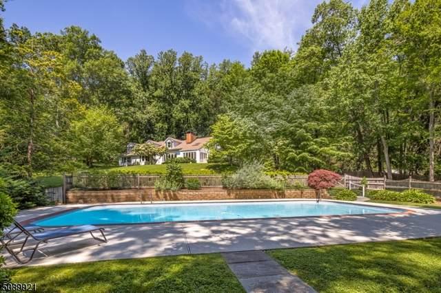 40 Mendham Rd, Bernardsville Boro, NJ 07924 (MLS #3730540) :: The Dekanski Home Selling Team