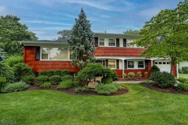 109 Laurel Dr, Springfield Twp., NJ 07081 (MLS #3730557) :: Zebaida Group at Keller Williams Realty