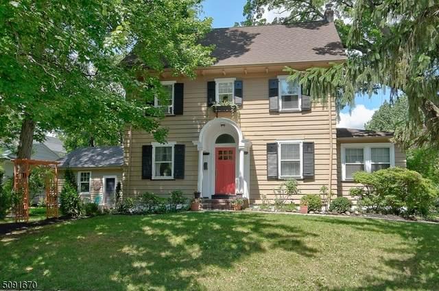 715 Varsity Rd Or157 Milton, South Orange Village Twp., NJ 07079 (MLS #3730610) :: SR Real Estate Group