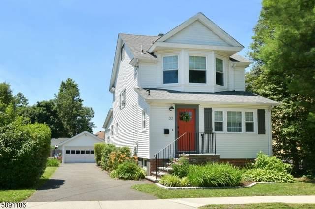 33 Tuscan St, Maplewood Twp., NJ 07040 (MLS #3730645) :: Zebaida Group at Keller Williams Realty
