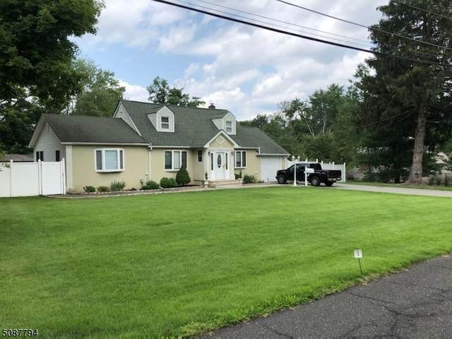 73 Village Dr, Wayne Twp., NJ 07470 (MLS #3730680) :: The Karen W. Peters Group at Coldwell Banker Realty