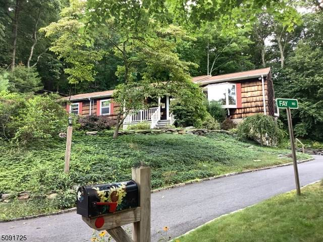 40 Old Milford Ln, West Milford Twp., NJ 07480 (MLS #3730732) :: The Karen W. Peters Group at Coldwell Banker Realty
