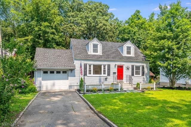 11 2nd Ave, Roseland Boro, NJ 07068 (MLS #3730781) :: The Dekanski Home Selling Team