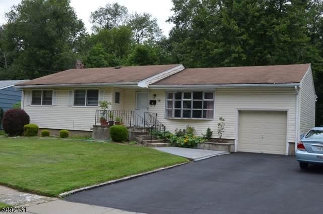 79 Carteret St, West Orange Twp., NJ 07052 (MLS #3730788) :: Zebaida Group at Keller Williams Realty