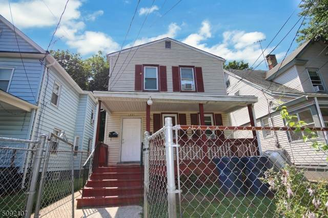 1221 W 3Rd St, Plainfield City, NJ 07063 (MLS #3730795) :: The Karen W. Peters Group at Coldwell Banker Realty