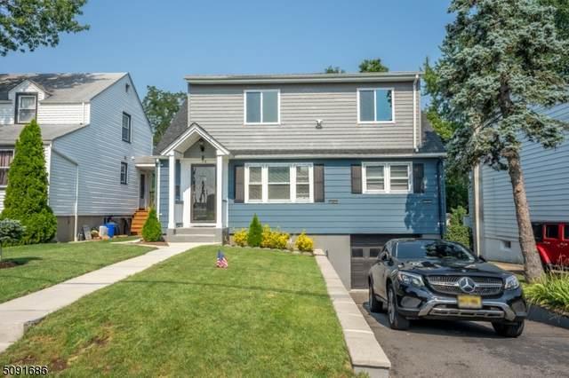74 Sadler Rd, Bloomfield Twp., NJ 07003 (MLS #3730809) :: The Karen W. Peters Group at Coldwell Banker Realty