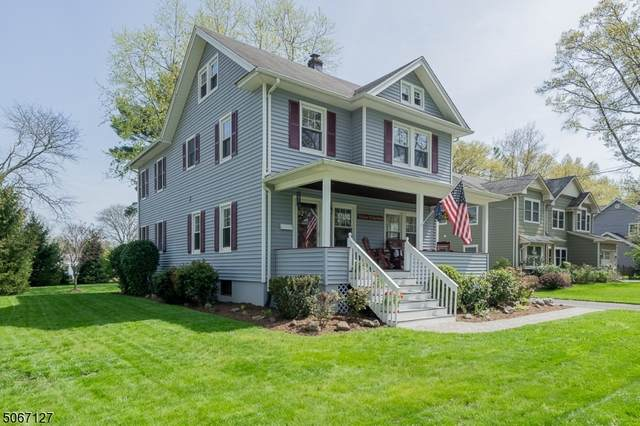 44 Garden Ave, Chatham Boro, NJ 07928 (MLS #3730817) :: Zebaida Group at Keller Williams Realty