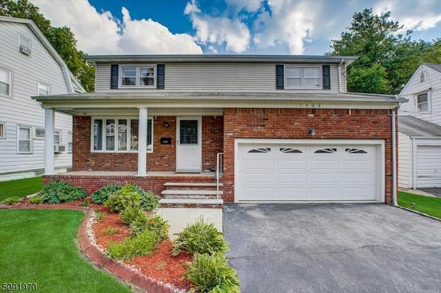 1504 Brookside Dr, Union Twp., NJ 07083 (MLS #3730824) :: The Karen W. Peters Group at Coldwell Banker Realty