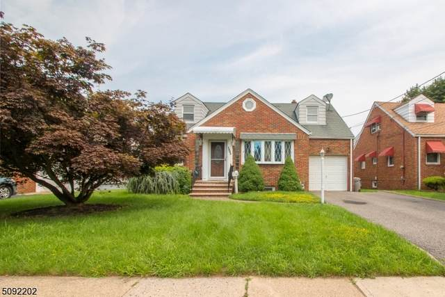 1563 Gregory Ave, Union Twp., NJ 07083 (MLS #3730932) :: The Sikora Group
