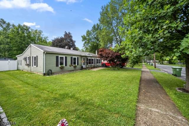 11 Presidential Dr, Washington Boro, NJ 07882 (MLS #3730977) :: Coldwell Banker Residential Brokerage