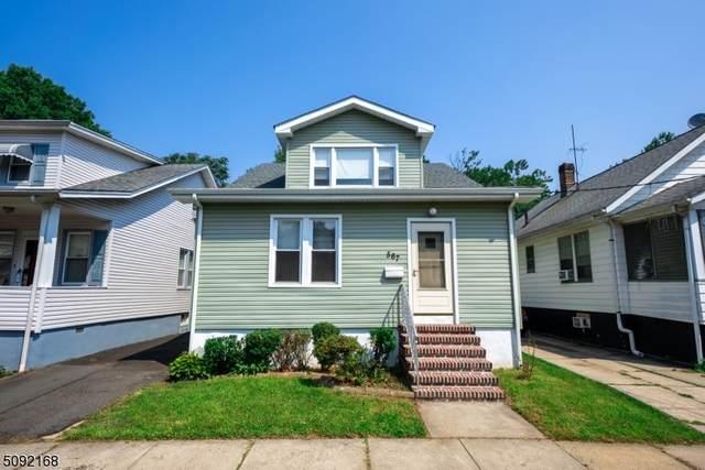 567 Buchanan St, Hillside Twp., NJ 07205 (MLS #3730987) :: The Sikora Group