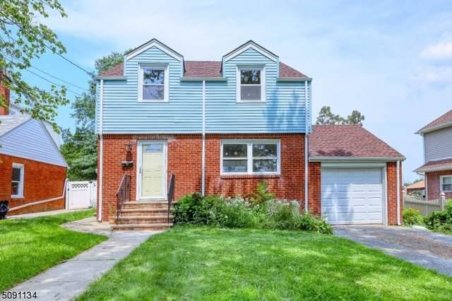 22 Edison St, Clifton City, NJ 07013 (MLS #3730995) :: Kay Platinum Real Estate Group