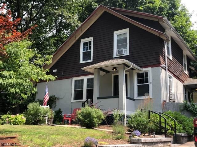 11 Hope Rd, Parsippany-Troy Hills Twp., NJ 07878 (MLS #3730999) :: Stonybrook Realty