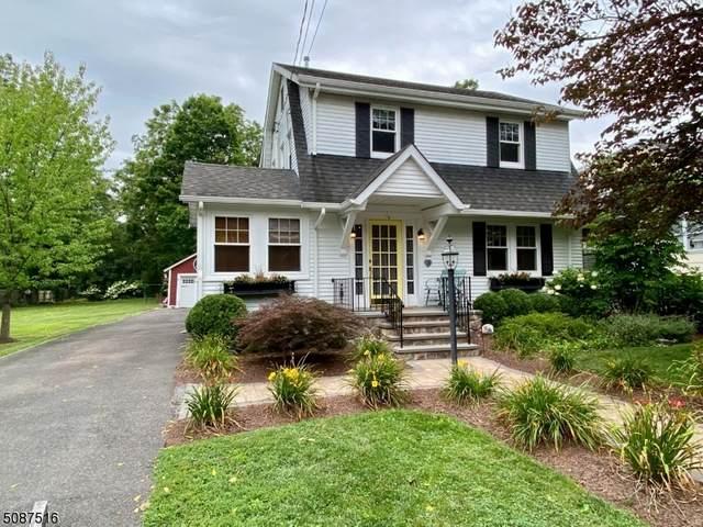 13 Brookside Ave, Bernardsville Boro, NJ 07920 (MLS #3731077) :: Coldwell Banker Residential Brokerage