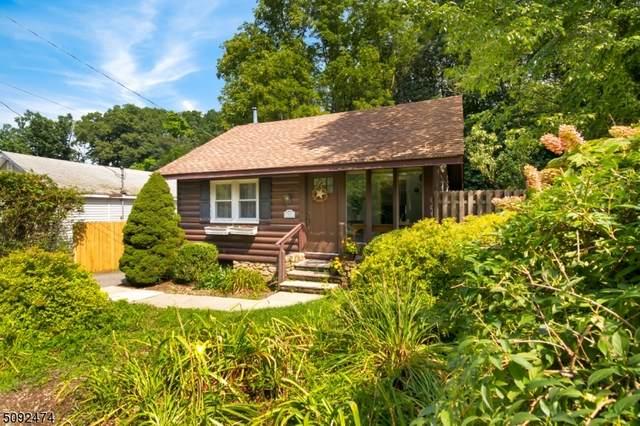 12 Highland Ave, Stanhope Boro, NJ 07874 (MLS #3731104) :: Coldwell Banker Residential Brokerage