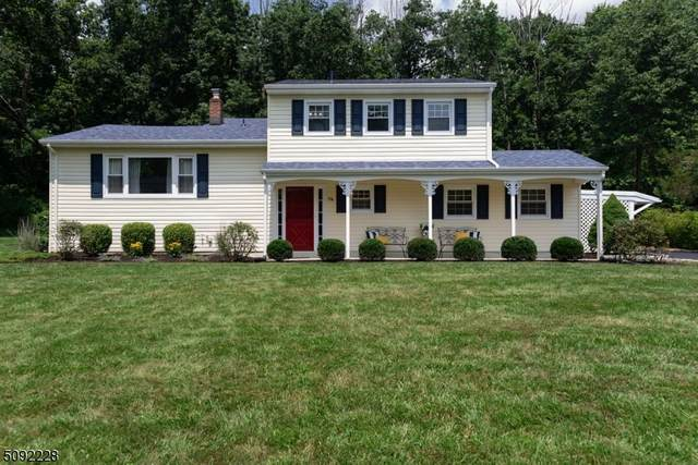 78 Clover Hill Rd, Long Hill Twp., NJ 07946 (MLS #3731180) :: The Sikora Group