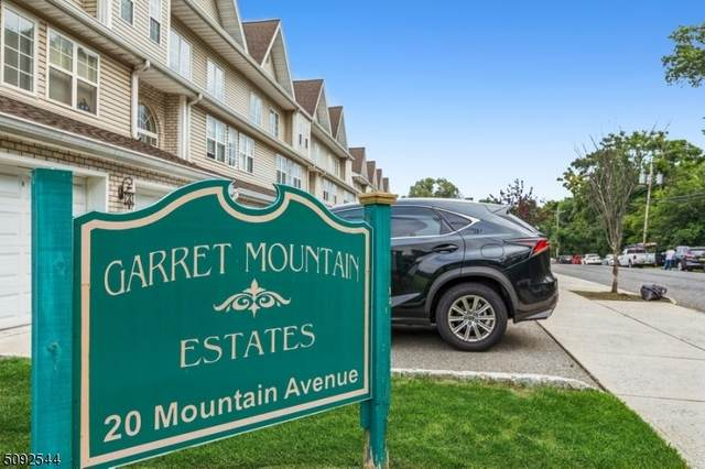 20 Mountain Ave #4, Paterson City, NJ 07501 (MLS #3731240) :: Gold Standard Realty