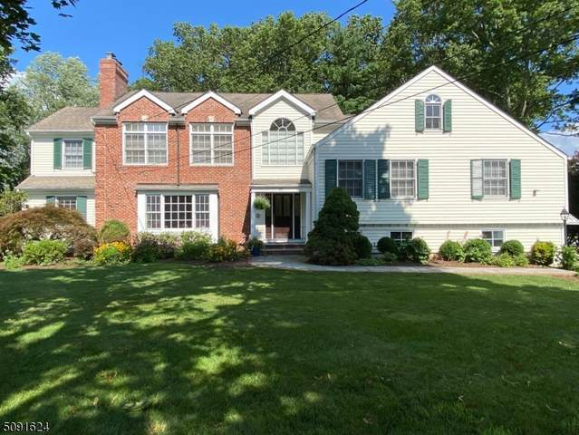 25 Scenery Hill Dr, Chatham Twp., NJ 07928 (MLS #3731283) :: SR Real Estate Group