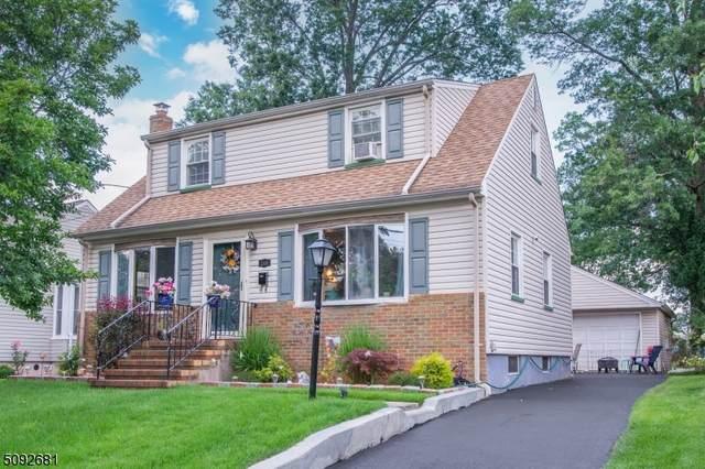 246 Hickory Ave, Garwood Boro, NJ 07027 (MLS #3731289) :: The Dekanski Home Selling Team