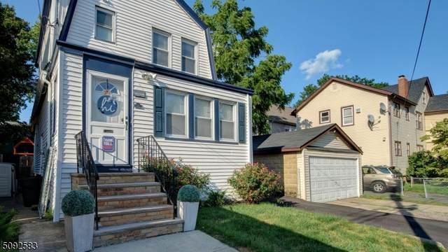 32 Tichenor Pl, Montclair Twp., NJ 07042 (MLS #3731311) :: Zebaida Group at Keller Williams Realty