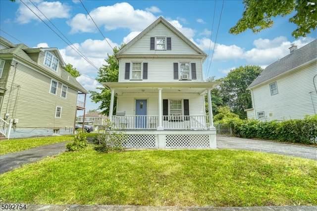64 Everett Pl, Plainfield City, NJ 07063 (MLS #3731349) :: Corcoran Baer & McIntosh