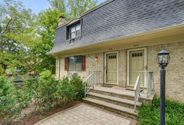768 Springfield Ave B9, Summit City, NJ 07901 (MLS #3731609) :: SR Real Estate Group