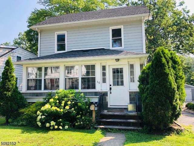 36 Lewis Ave, Summit City, NJ 07901 (MLS #3731696) :: Kiliszek Real Estate Experts