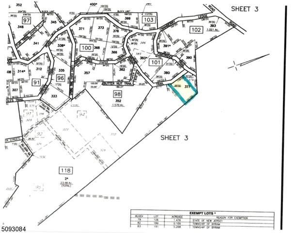 0 Brook Trail, Byram Twp., NJ 07821 (MLS #3731703) :: SR Real Estate Group