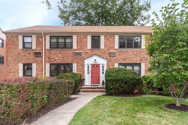 43 Sandra Circle #3, Westfield Town, NJ 07090 (MLS #3731710) :: REMAX Platinum