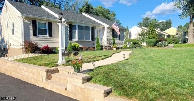 12 Daniel Ter, Hanover Twp., NJ 07981 (MLS #3731735) :: Stonybrook Realty