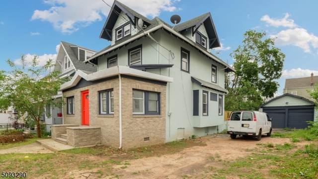 142 Lehigh Ave, Newark City, NJ 07112 (MLS #3731777) :: The Dekanski Home Selling Team