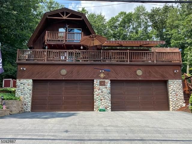 96 Fox Hill Rd, Parsippany-Troy Hills Twp., NJ 07834 (MLS #3731786) :: The Debbie Woerner Team