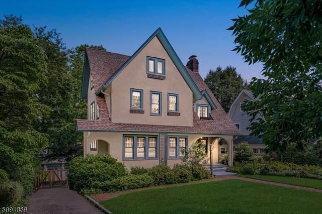 111 Christopher St, Montclair Twp., NJ 07042 (MLS #3731795) :: The Dekanski Home Selling Team