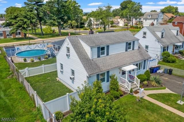 140 Cross St, Kenilworth Boro, NJ 07033 (MLS #3731851) :: Team Francesco/Christie's International Real Estate
