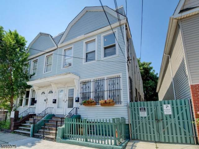 121 Myrtle Ave, Jersey City, NJ 07305 (MLS #3731866) :: REMAX Platinum