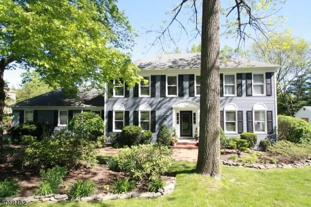 168 Hickory Tavern Rd, Long Hill Twp., NJ 07933 (MLS #3731906) :: The Sikora Group
