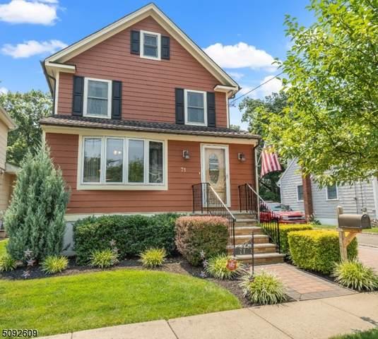 71 Fourth Ave, Garwood Boro, NJ 07027 (MLS #3731921) :: Team Francesco/Christie's International Real Estate