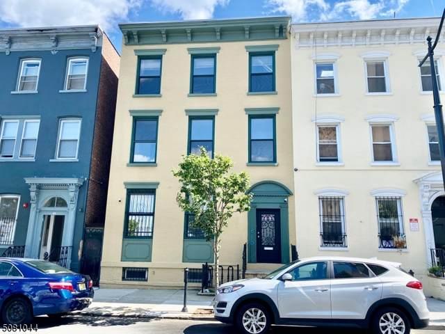 21 Fulton St, Newark City, NJ 07102 (MLS #3731973) :: SR Real Estate Group