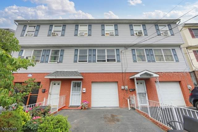 145 N 1st St #2, Paterson City, NJ 07522 (MLS #3732160) :: The Sikora Group