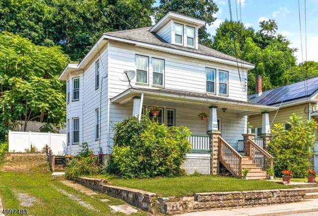22 East Ave, Blairstown Twp., NJ 07825 (#3732168) :: Jason Freeby Group at Keller Williams Real Estate