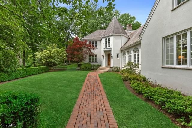 43 Skyline Dr, Bernardsville Boro, NJ 07924 (#3732289) :: Jason Freeby Group at Keller Williams Real Estate