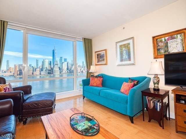 2 2nd St #2604, Jersey City, NJ 07302 (#3732291) :: Jason Freeby Group at Keller Williams Real Estate