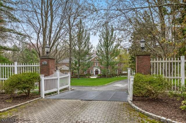 19 Country Dr, Harding Twp., NJ 07960 (MLS #3732296) :: SR Real Estate Group