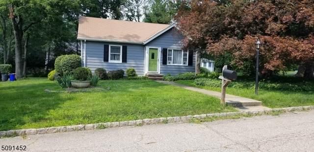 11 Sylvia Pl, Randolph Twp., NJ 07869 (#3732332) :: Jason Freeby Group at Keller Williams Real Estate